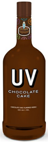 Uv Vodka Chocolate Cake